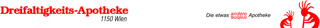 Dreifaltigkeits-Apotheke Wien 1150 Logo